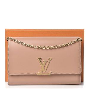 Louis Vuitton Louise Chain GM Nude